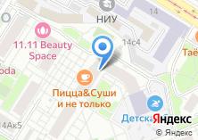 Компания «Пётр I» на карте