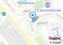 Компания «Техпостандарт» на карте
