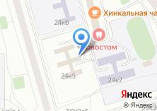 Компания «Мировые судьи района Зябликово» на карте