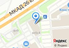 Компания «Актив Моторс» на карте