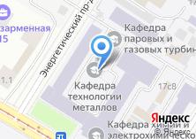 Компания «МЭИ» на карте