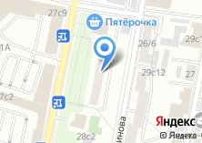 Компания «Олдент» на карте