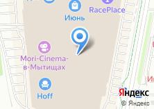 Компания «ELEGANZZA» на карте