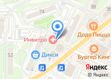 Компания «Альянс-отель Видное» на карте