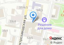 Компания «Татьяна Тягина» на карте