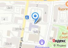Компания «Геотехника» на карте