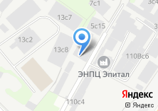 Компания «Аларм» на карте