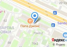 Компания «Солод» на карте