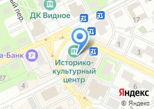 Компания «Историко-культурный центр» на карте