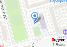 Компания «ServiceLap» на карте