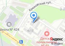 Компания «3D Folio» на карте