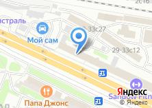 Компания «Albert & Shtein» на карте