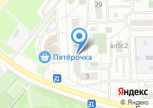 Компания «Марьино Московский городской дворец творчества детей и молодежи» на карте