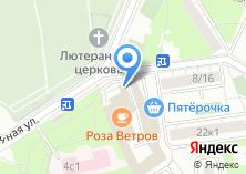 Компания «ИС-СО» на карте