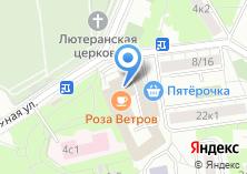 Компания «Бауколор СМ торговая компания» на карте