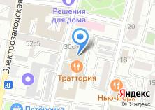 Компания «InitPress» на карте