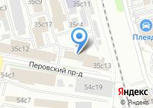 Компания «Стильный офис» на карте