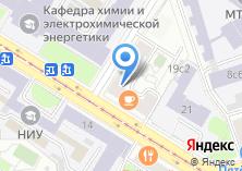 Компания «Управление социальной защиты населения района Лефортово» на карте