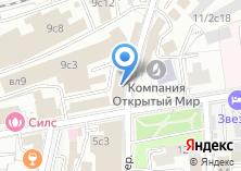 Компания «МАСМИ» на карте