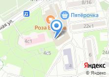 Компания «Аква-Импекс» на карте