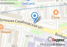 Компания «Барбекю» на карте