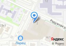 Компания «Миниполис Радужный» на карте