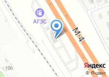 Компания «KFC» на карте
