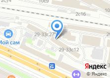 Компания «Аквалис» на карте