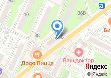 Компания «Жилищный юрист Максим Иванов» на карте