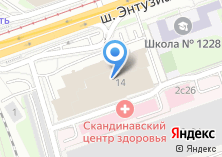 Компания «ПРОРЕЕСТР.РФ» на карте