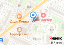 Компания «Импульс» на карте