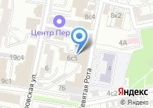 Компания «Экситех» на карте