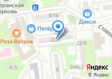 Компания «Детская библиотека №72 им. А.В. Ухтомского» на карте