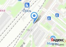 Компания «Автостоянка на Югорском проезде» на карте