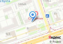 Компания «Вэдэм» на карте