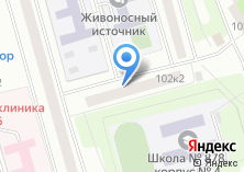 Компания «Орехово» на карте