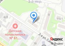 Компания «Детский сад №2738» на карте