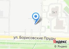 Компания «TD-CHEVROLET.RU» на карте