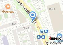 Компания «Термамир» на карте