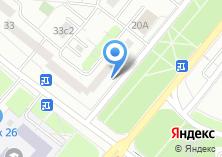 Компания «Три Дентал» на карте