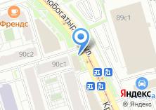 Компания «Кот-Полиглот» на карте