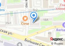 Компания «Юлок» на карте