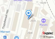 Компания «Эспадон» на карте