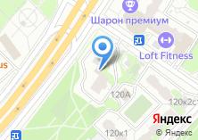 Компания «АБ-Грузчики» на карте