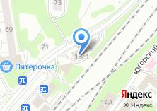 Компания «Автомойка на Анадырском проезде» на карте