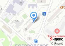 Компания «Мировые судьи района Богородское» на карте