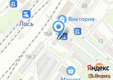 Компания «Салон связи» на карте