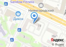 Компания «ONYXCENTER» на карте