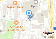 Компания «Интернет-магазин постельного белья московские сны» на карте