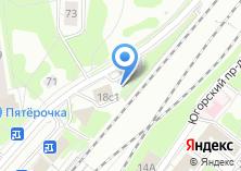 Компания «Шиномонтажная мастерская на Анадырском проезде» на карте